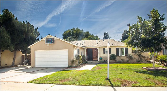 $525,000 - Granada Hills, CA Home For Sale - 15954 Blackhawk Street -- http://emailflyers.net/44582