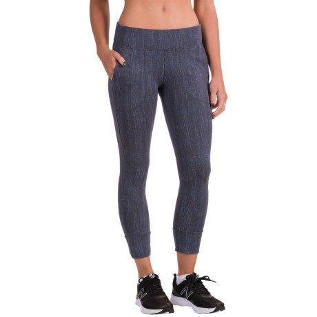 Columbia Sportswear State of Mind Omni-Shade® Capris - UPF 50 (For Women) in Black