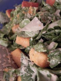Gift of Simplicity: Ceasar Salad Dressing