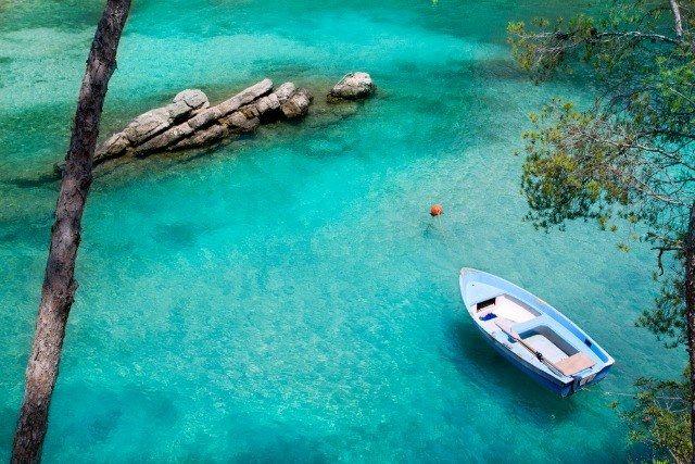 Calvia Cala Fornells in Majorca at the Balearic Islands of Spain https://www.facebook.com/SuitcasesAndSunglasses