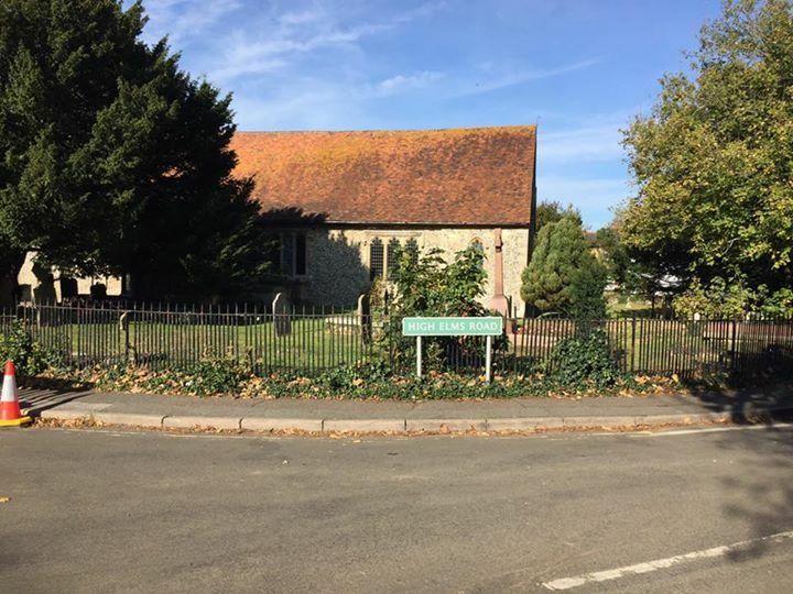 Downe Village Near Bromley Kent England On Wednesday 24 October 2018 Kent England House Styles England