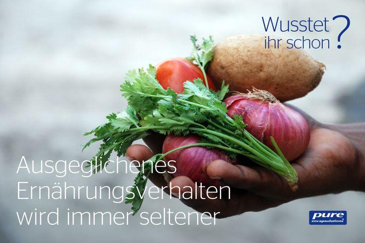 Die Empfehlung - fünf Portionen Obst & Gemüse pro Tag..