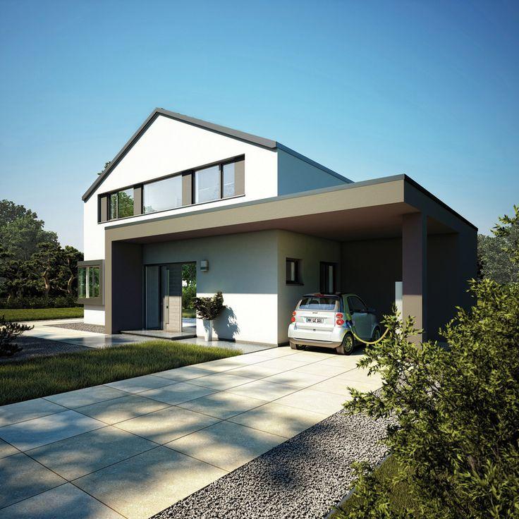 Fertigteilhaus holz  fertigteilhaus holz - Google-Suche | Haus | Pinterest ...