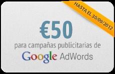 Inicia gratis tu campaña en Google Adwords