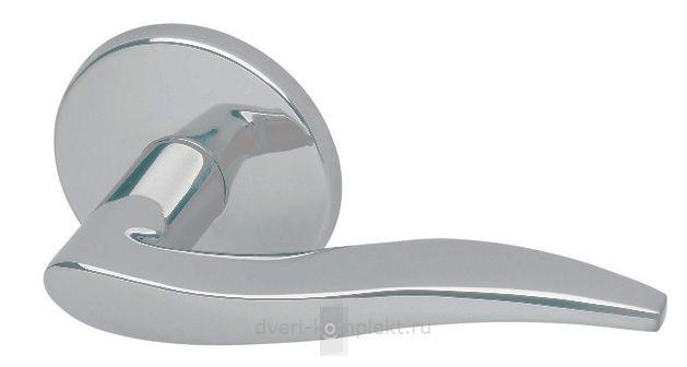 Ручка дверная ABLOY Осма Zn/Nha, матовый никель