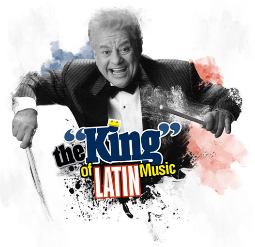 """The Latin Soul - Tito Puente """"The King of latin music"""""""