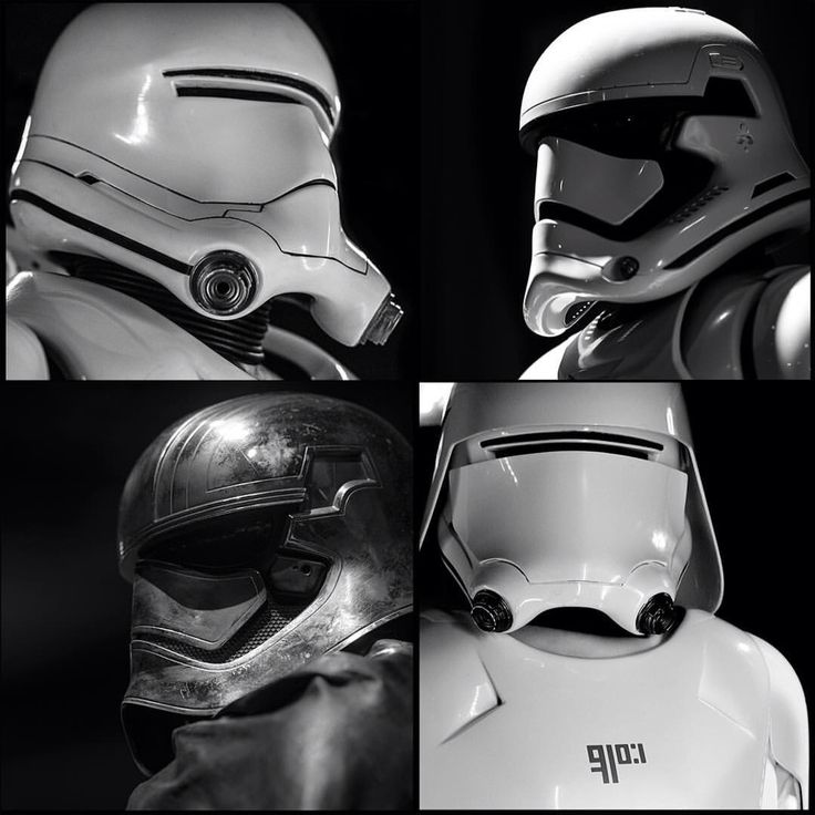 """#StarWars - """"Faces of the First Order"""""""