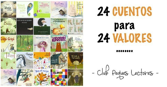 24 cuentos que nos ayudan a transmitir y enseñar valores importantes a los niños y niñas, historias sorprendentes y maravillosas con mucho mensaje para que descubran por sí mismos la mejor manera de actuar en cada momento. Educación en valores y emocional