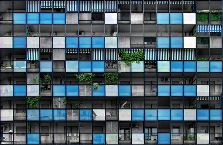 16 fotografií, kde tvar a linie hrají hlavní roli