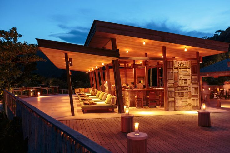 Elephant bar at Six Senses Con Dao is open daily until the last guest leaves.