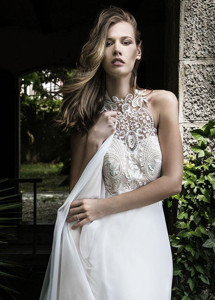 abiti da sposa atelier Magnani collezione abiti da sposa