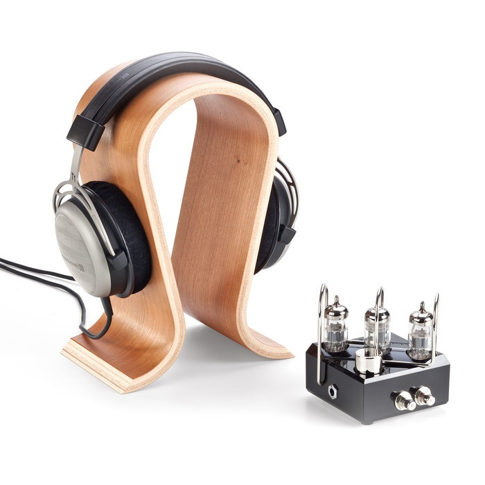 17 best images about headphone holders on pinterest cable music headphones and black sea - Wooden headphone holder ...