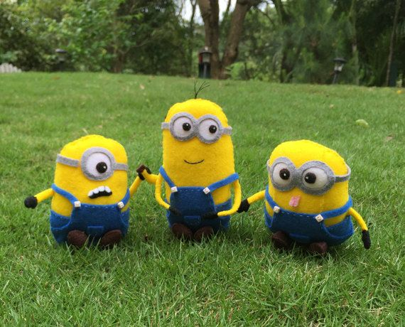 Minion Sewing Patterns - Patterns Kid