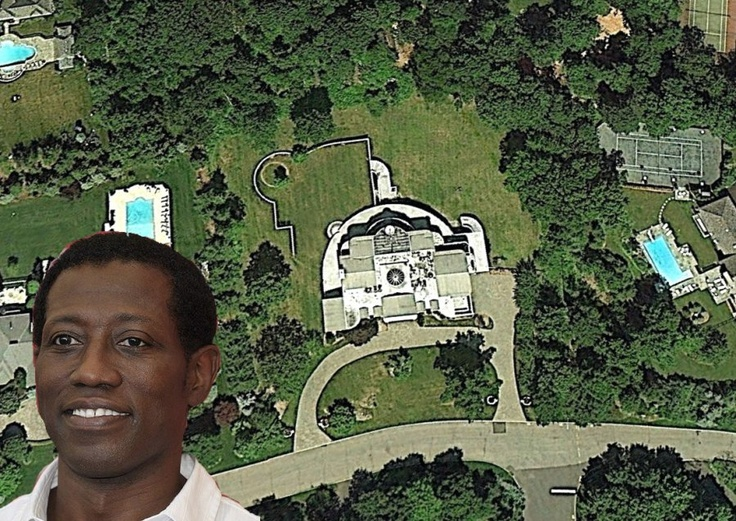 Wesley Snipes Villa in New Jersey