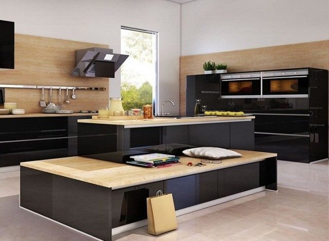 Eligiana Island Modular Kitchen By Kutchina Wfm Modular Kitchen Design Modular Kitchen Designs Home Kitchens