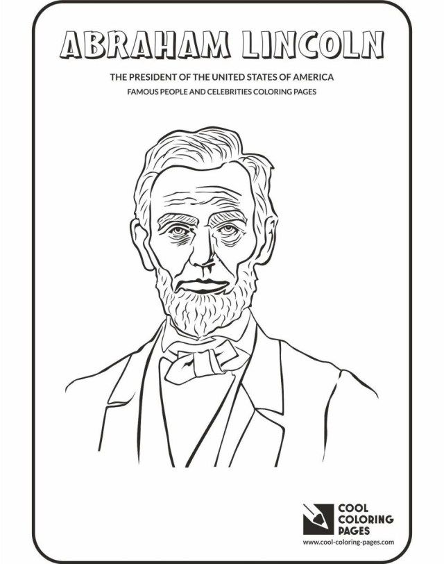 Wonderful Image Of Abraham Lincoln Coloring Page Abraham Lincoln