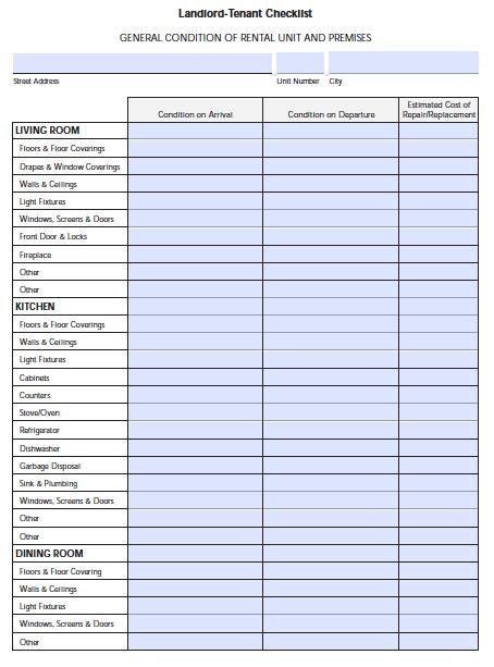 florida-landlord-tenant-move-in-checklist
