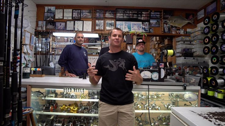 The BEST! Bait & Tackle Shop is GIVING AWAY Their Secrets! T&R Tackle Ft Lauderdale(Tackle Tuesday)