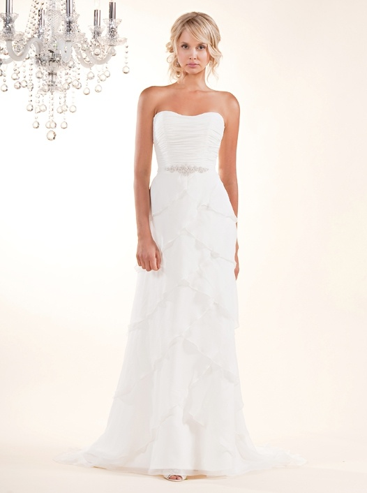 Vow Renewal Dress For 25th Anniversary