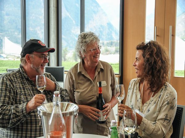 Fort Berens Opens New Winery