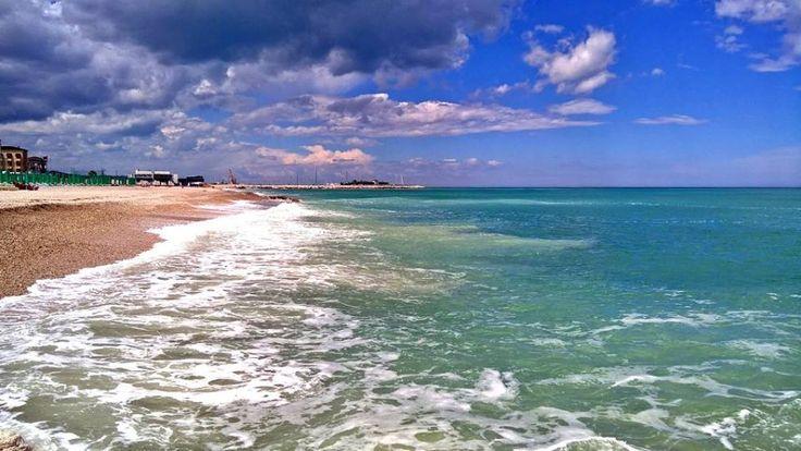 Tra il #cielo e il #mare...