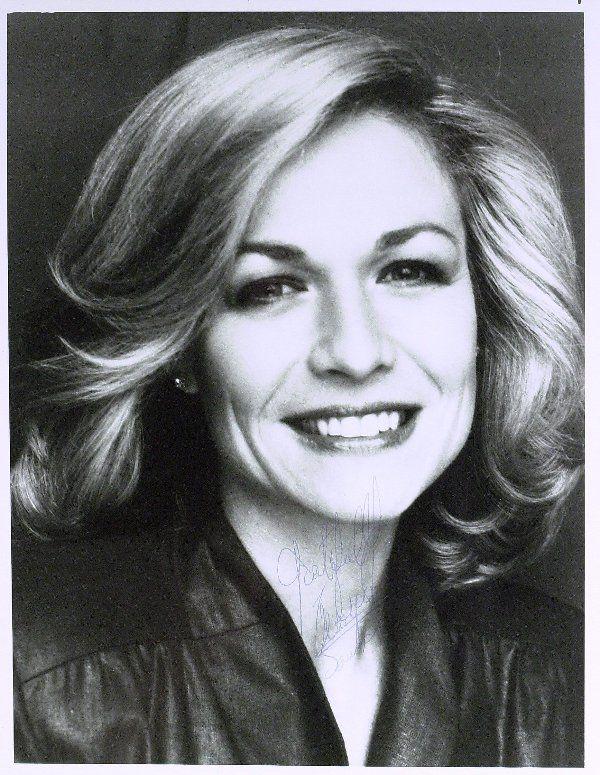 Jessica Savitch. 2/1/1947-10/23/1983