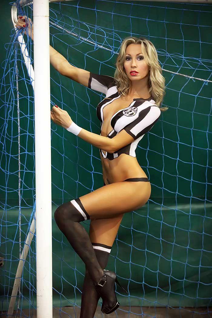 Juventus BodyPaint! #juventus #bodypaint