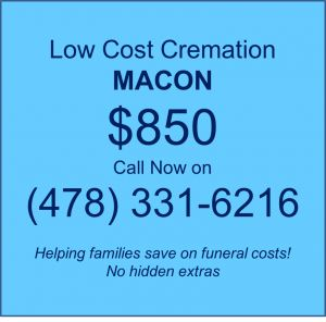 Simple and affordable cremation services in Macon, GA