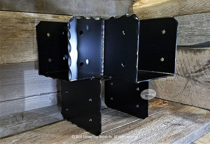 259 Best Custom Beam Brackets / Iron Brackets / Steel