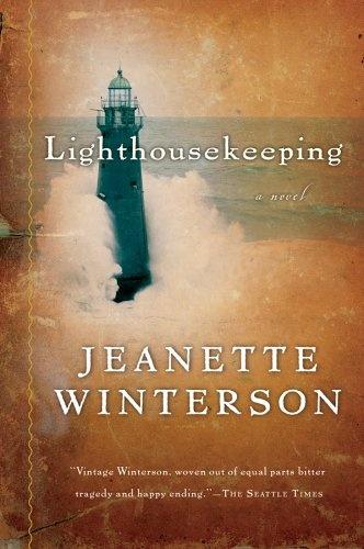 Jeanette Winterson, my favourite English writer!
