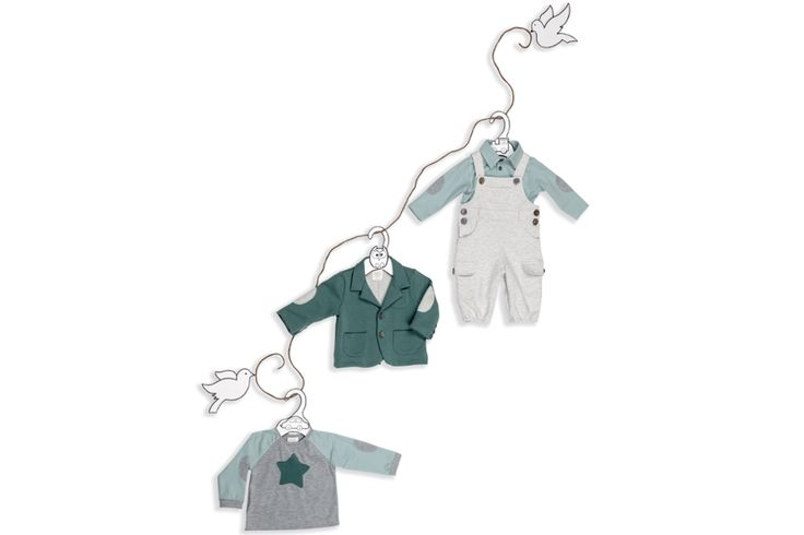 Malvi & Co. Fall Winter 2015-2016 Collection Isi Baby Line