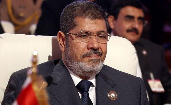 Egypt Court Overturns Mohamed Morsi Death Sentence