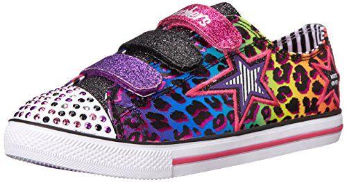 Skechers Kids Twinkle Toes-Prolifics Light-Up Sneaker,Black/Multi,12.5 M US Little Kid - http://all-shoes-online.com/skechers-kids/skechers-kids-twinkle-toes-prolifics-light-up-kid-99