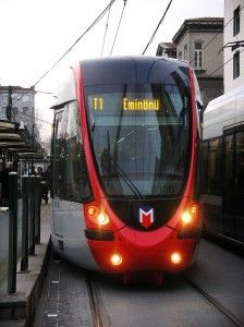 Transportation in Istanbul: Tram