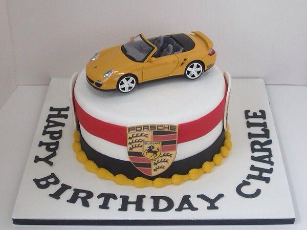 13 best PORSCHE Birthday Cake Ideas images on Pinterest