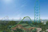 Ride the Kingda Ka: tallest roller coaster in the world.