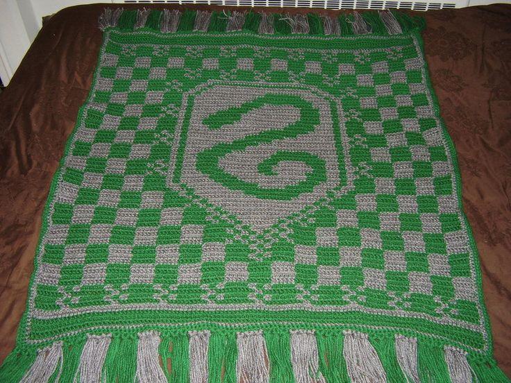 slytherin blanket  shywalkerdeviantartcom