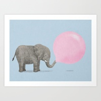 Children's Art Prints   Society6