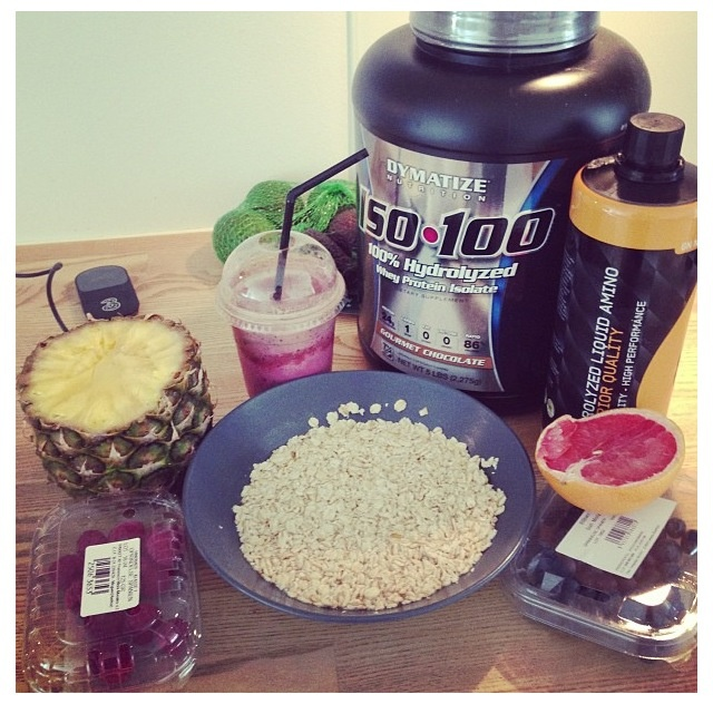 #gymnordic #protein #fitness #workout #breakfast