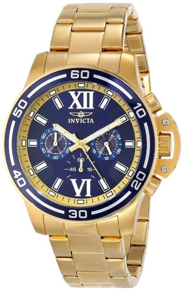 17 best ideas about invicta watches for black men watches gold watches for men invicta