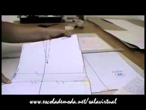 Tendo em mãos os moldes base (testados) do curso Modelagem Ind Tecido, realizar qualquer modelo é apenas uma questão de interpretar e utilizar as técnicas. N...