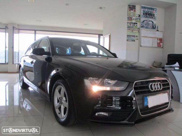 Audi A4 Avant 2.0 TDI Advance preços usados