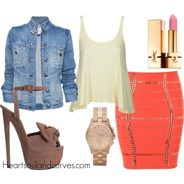 Neon (Part 4)Fashion Clothing, Style, Fashionista, Neon, Outfit, Adoremycurves, Polyvore Fashion, Casual Clothing, Dreams Closets
