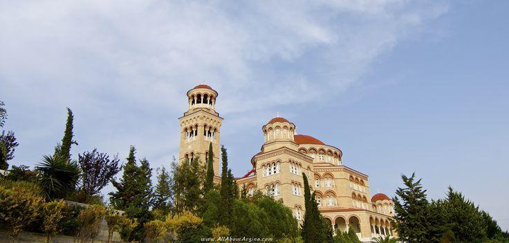 Agios Nektarios - Saint Nektarios, Aegina
