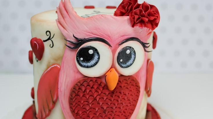 Cómo decorar una torta estilo Vintage.  Natalia Salazar.
