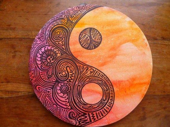 17 Best images about Yin Yang on Pinterest | Mandalas, Yin yang ...