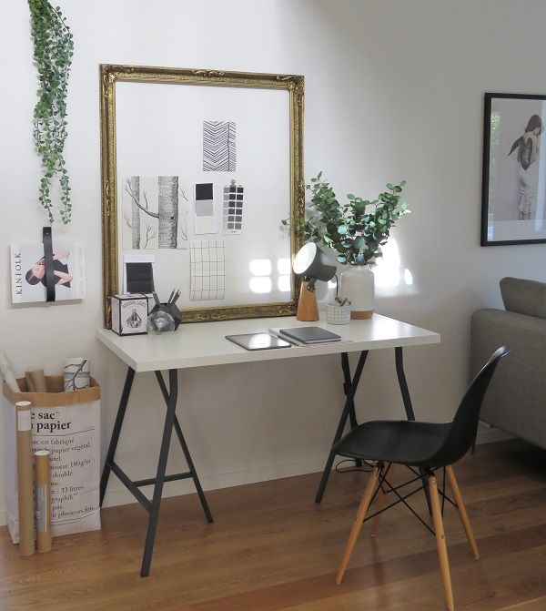How to create an inspiring home office | My Little House