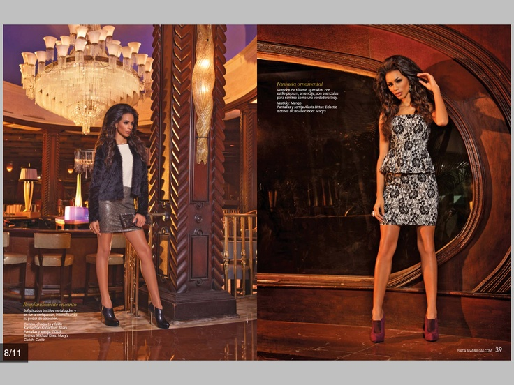 Plaza las Americas 2012 Magazine #hairextension