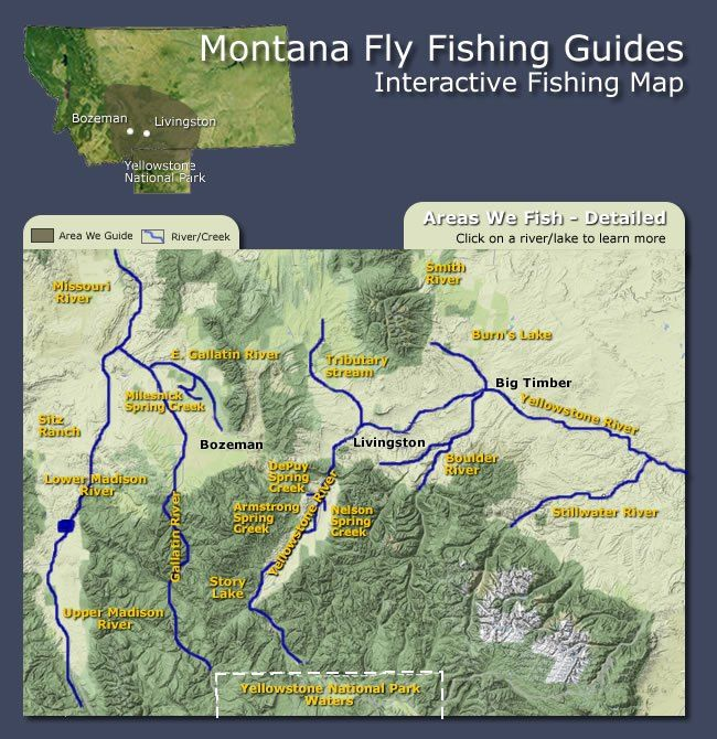 Montana fishing map fly fishing pinterest fishing for Fishing in montana