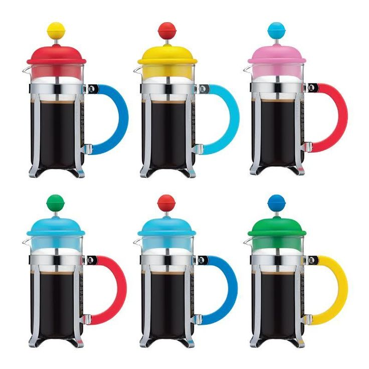 12 oz. (SMALL ) Bodum French Press 70th Anniversary